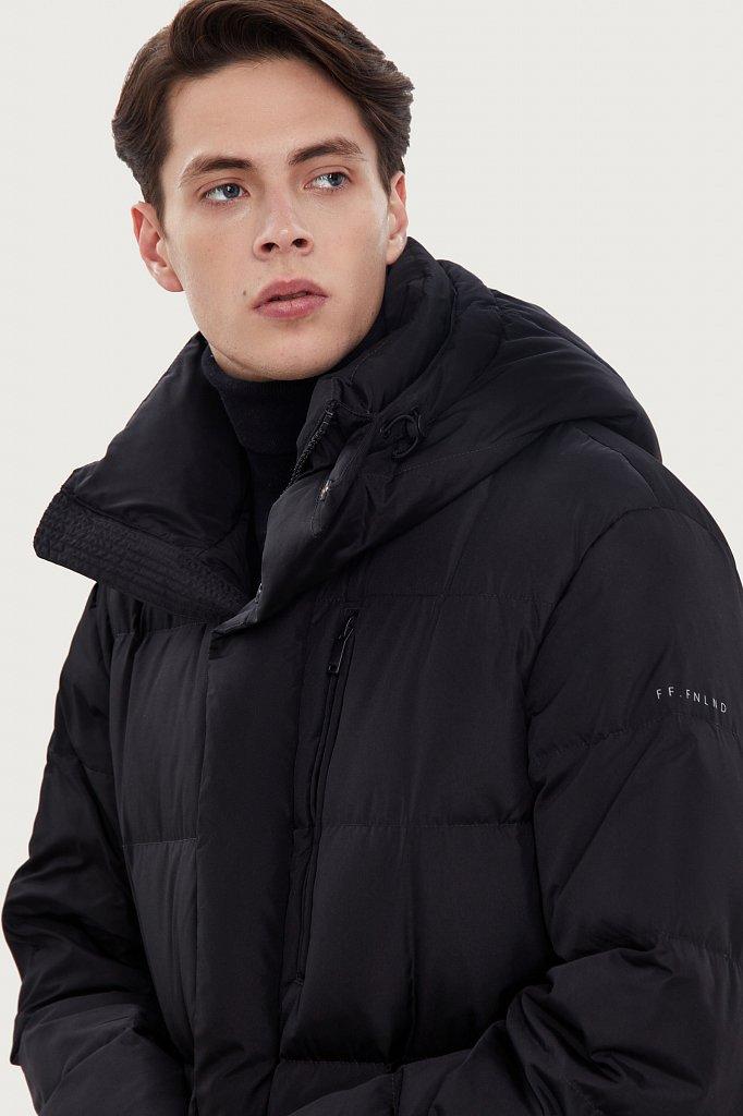 Куртка мужская, Модель W20-21003, Фото №4