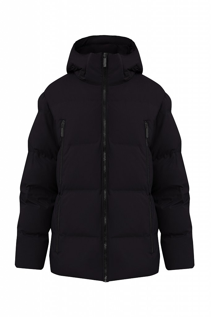 Куртка мужская, Модель W20-21008, Фото №6