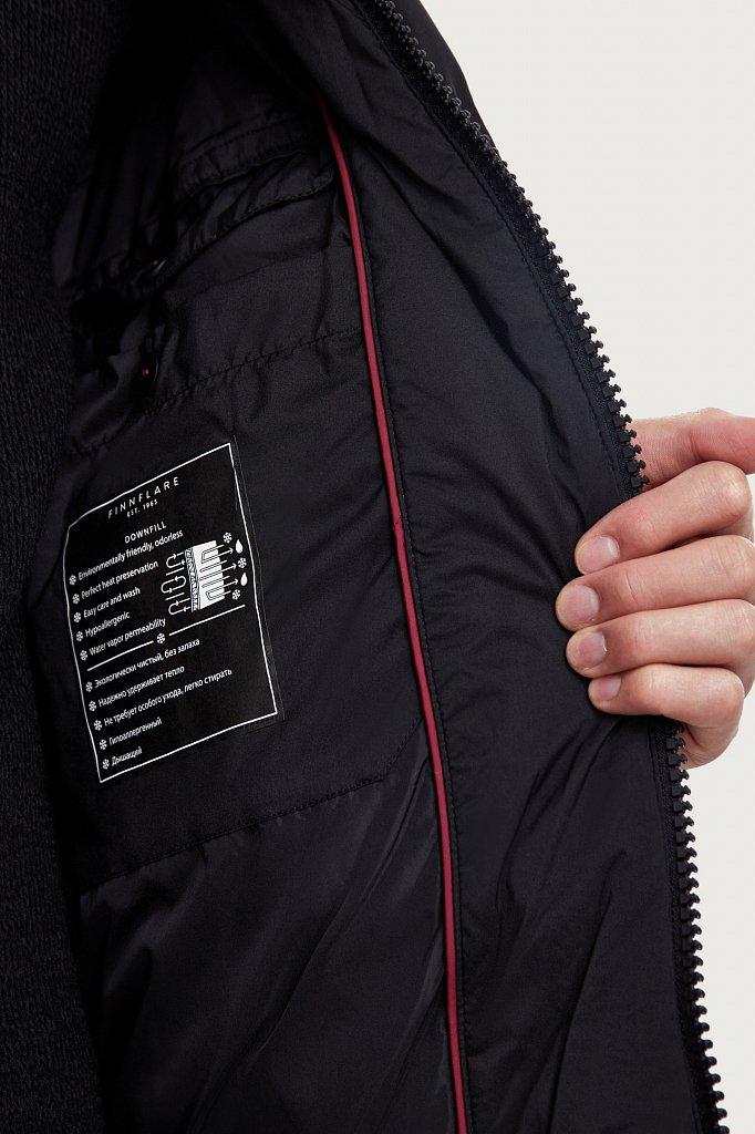 Куртка мужская, Модель W20-21008, Фото №4