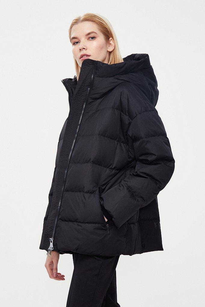 Куртка женская, Модель W20-32020, Фото №3