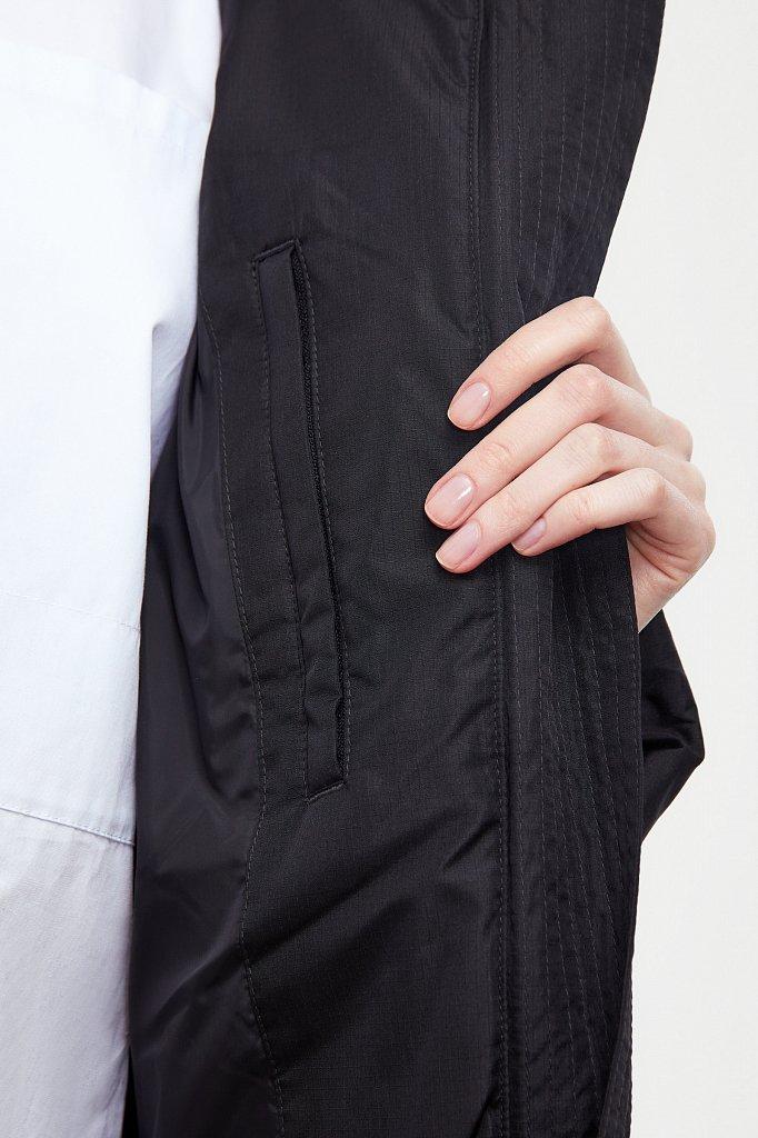 Куртка женская, Модель W20-32020, Фото №6