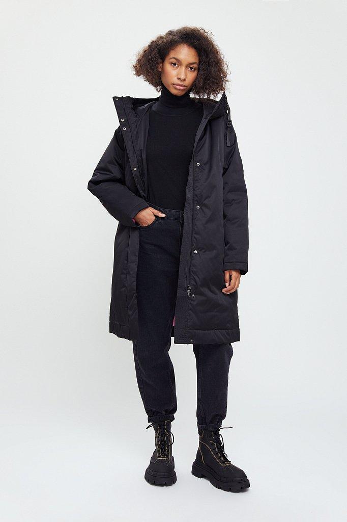 Пальто женское, Модель W20-32027, Фото №2