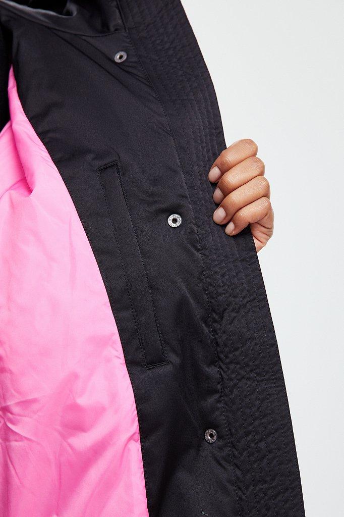 Пальто женское, Модель W20-32027, Фото №3