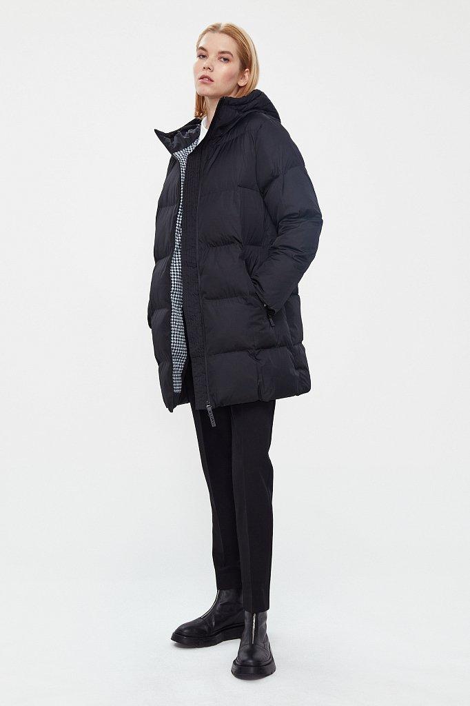 Полупальто женское, Модель W20-32028, Фото №2
