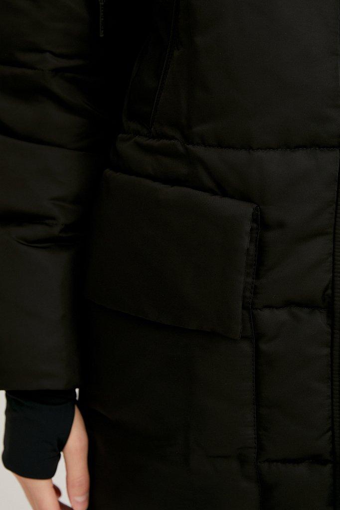 Полупальто женское, Модель W20-32032, Фото №7