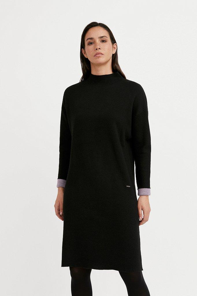 Платье женское, Модель W20-32109, Фото №2