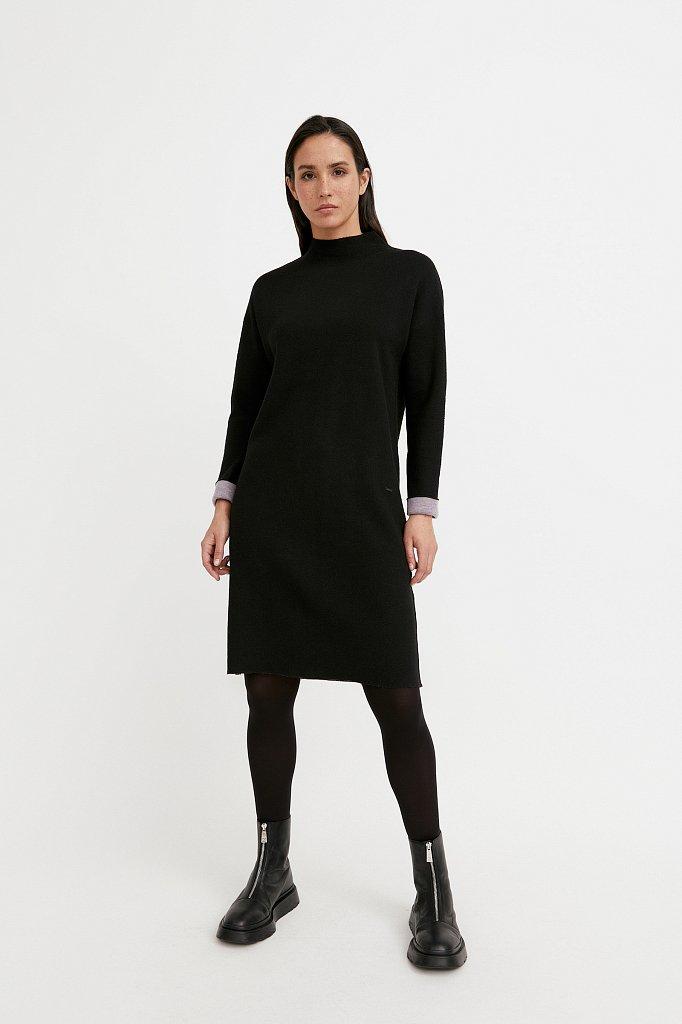 Платье женское, Модель W20-32109, Фото №3