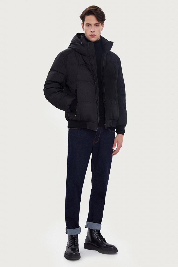 Куртка мужская, Модель W20-42009, Фото №1