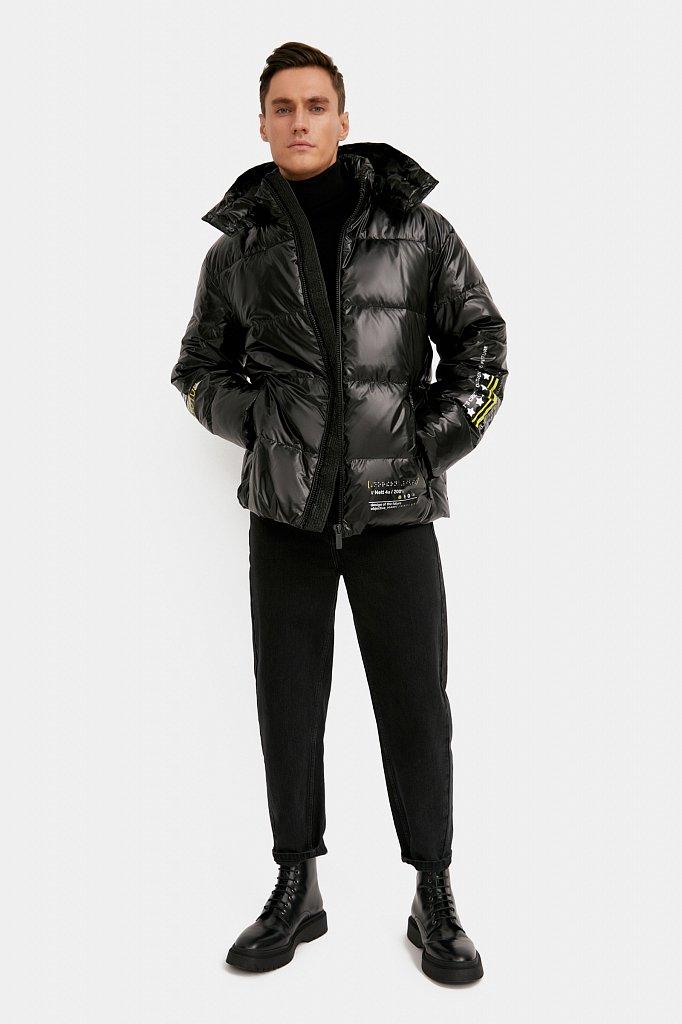 Куртка мужская, Модель W20-42015, Фото №3