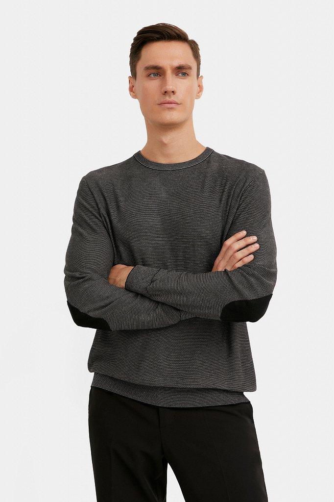 Джемпер мужской, Модель W20-42106, Фото №1