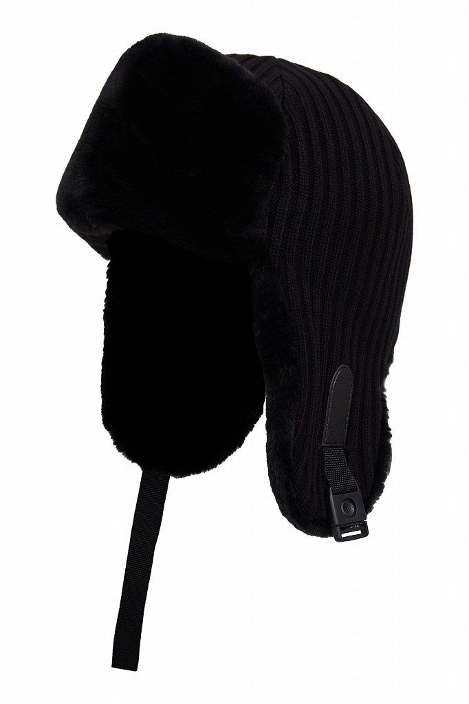 Шапка мужская, Модель W20-42137, Фото №1