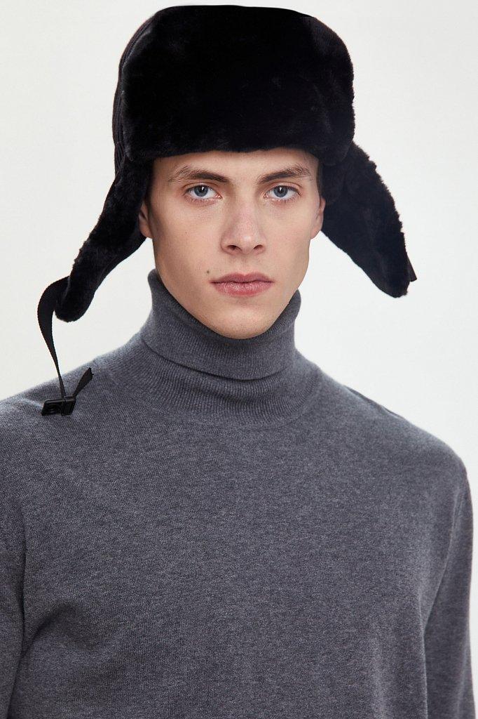 Шапка мужская, Модель W20-42137, Фото №2