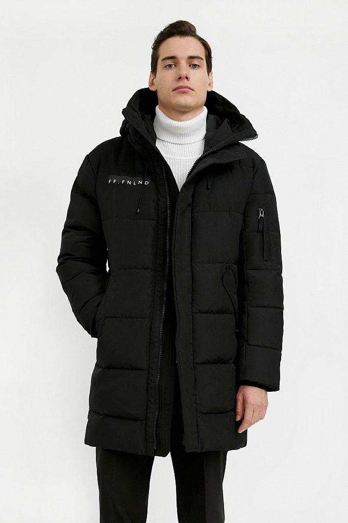 Пальто мужское, Модель W20-61001, Фото №1
