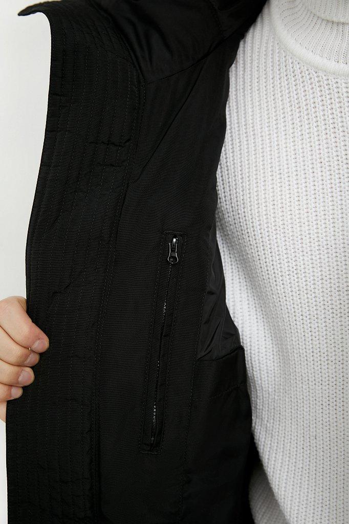 Пальто мужское, Модель W20-61001, Фото №4