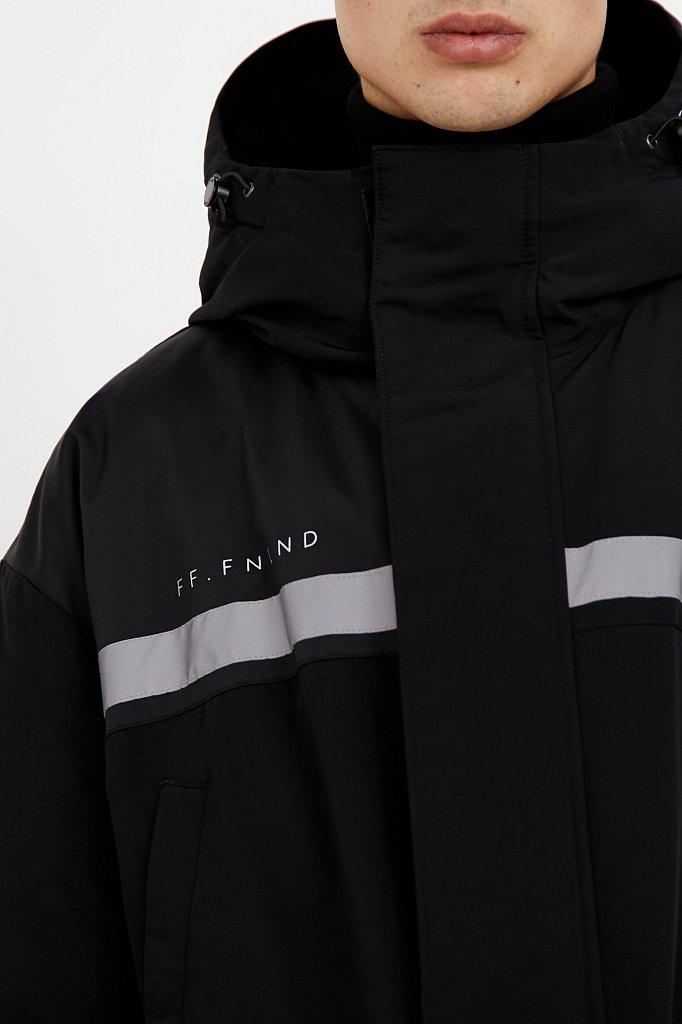 Пальто мужское, Модель W20-61002, Фото №6
