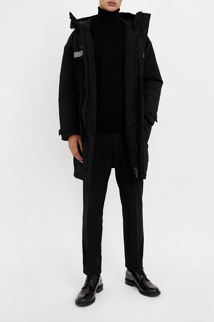 Пальто мужское, Модель W20-61002, Фото №9