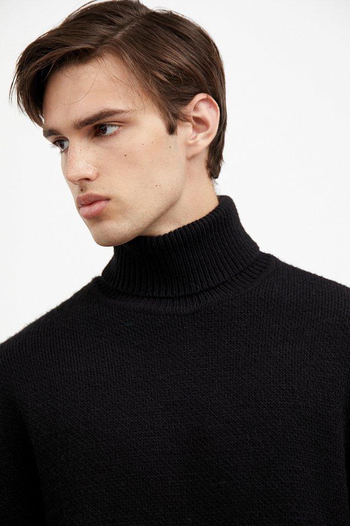 Джемпер мужской, Модель W20-61101, Фото №5