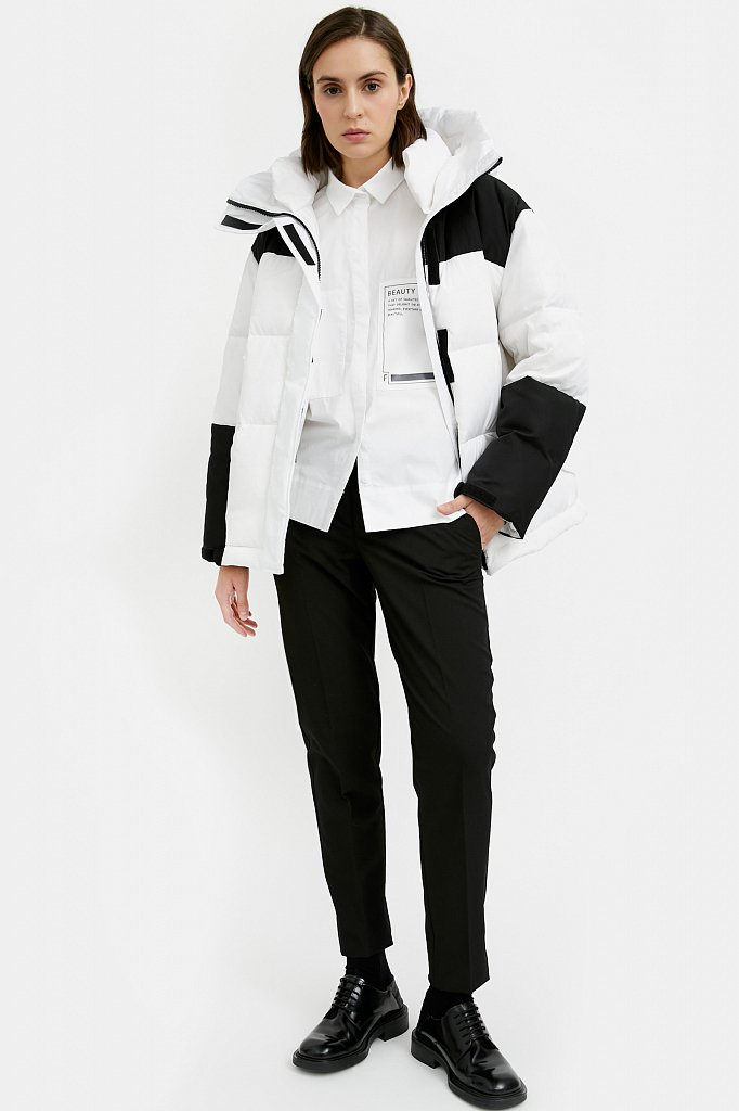 Куртка женская, Модель W20-12039, Фото №1