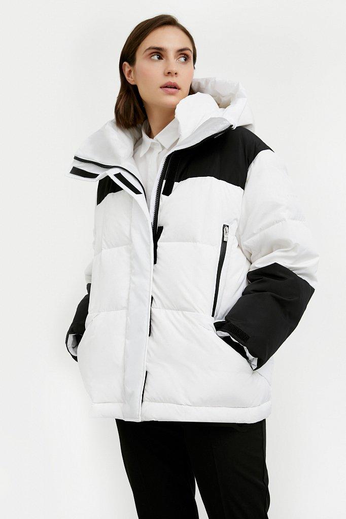 Куртка женская, Модель W20-12039, Фото №4