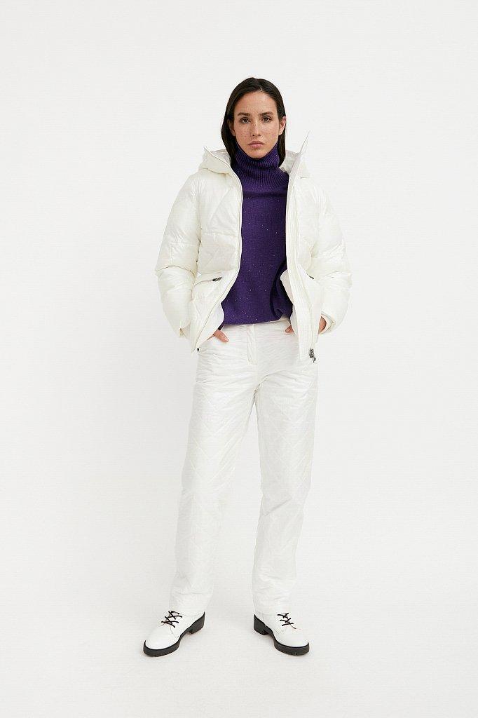 Куртка женская, Модель W20-32033, Фото №2