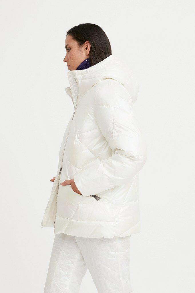 Куртка женская, Модель W20-32033, Фото №3