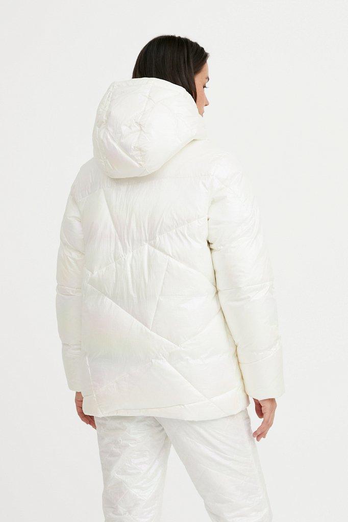 Куртка женская, Модель W20-32033, Фото №5