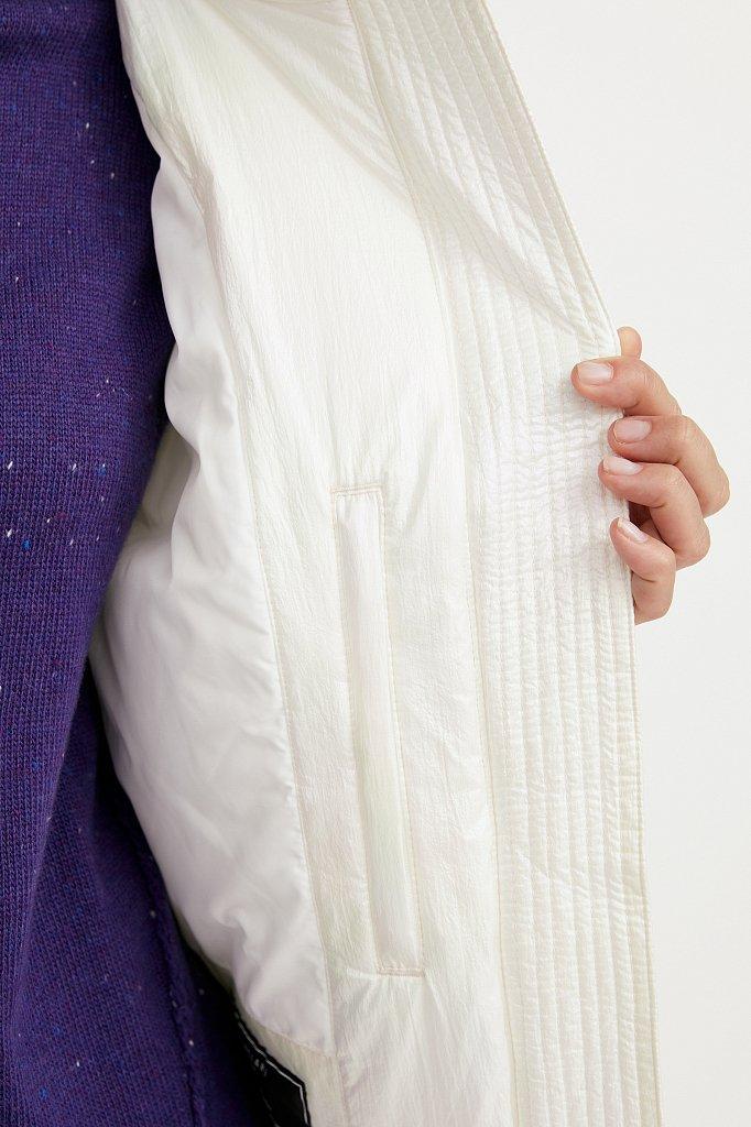Куртка женская, Модель W20-32033, Фото №6