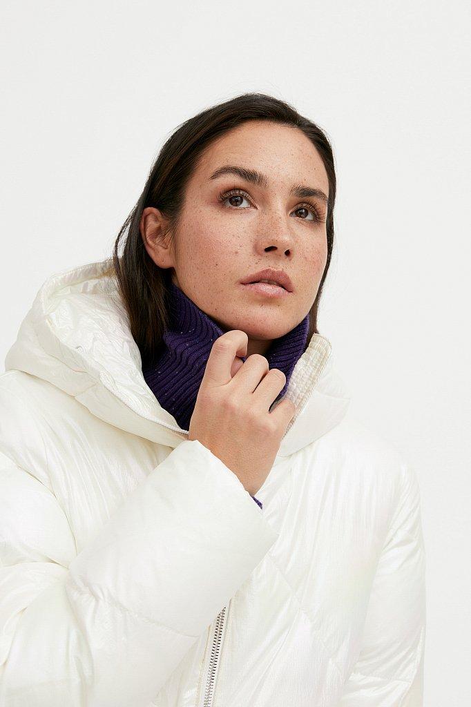 Куртка женская, Модель W20-32033, Фото №7
