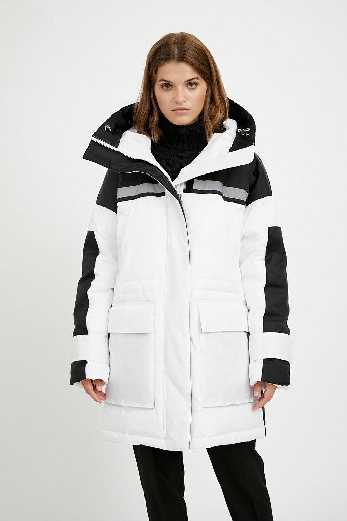 Пальто женское, Модель W20-51002, Фото №1