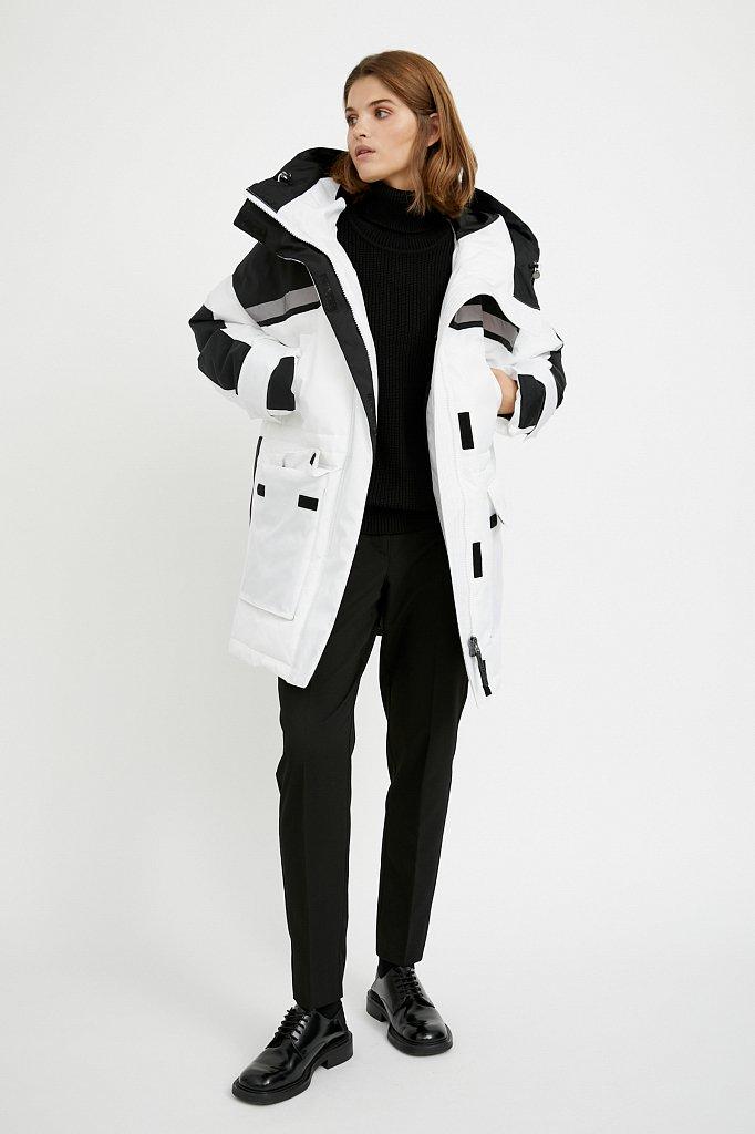 Пальто женское, Модель W20-51002, Фото №2
