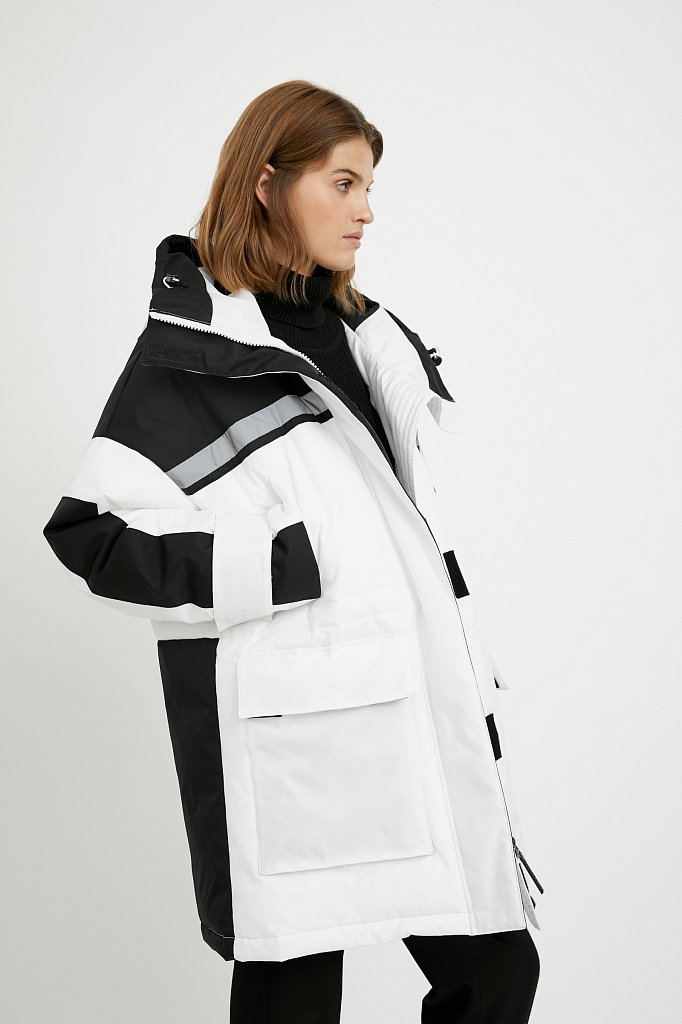 Пальто женское, Модель W20-51002, Фото №3