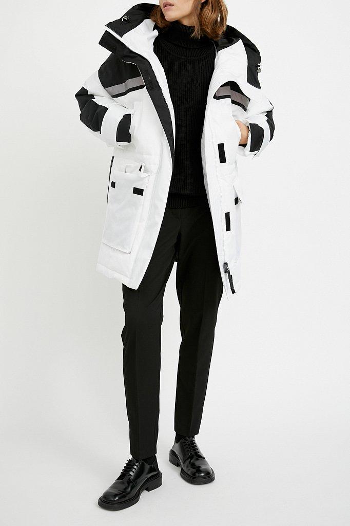 Пальто женское, Модель W20-51002, Фото №8