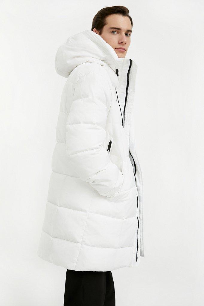 Пальто мужское, Модель W20-61001, Фото №3