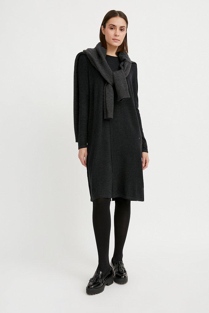 Платье женское, Модель W20-11113, Фото №1