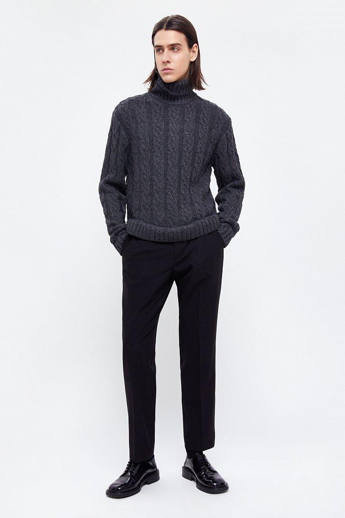Джемпер мужской, Модель W20-22105, Фото №2