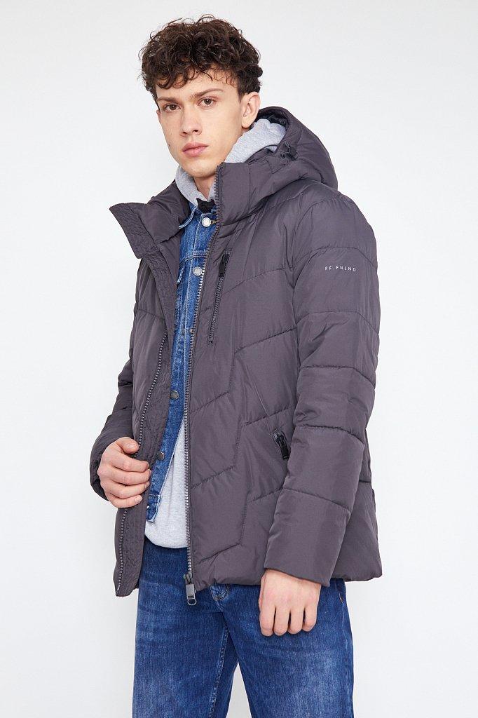 Куртка мужская, Модель W20-42006, Фото №3