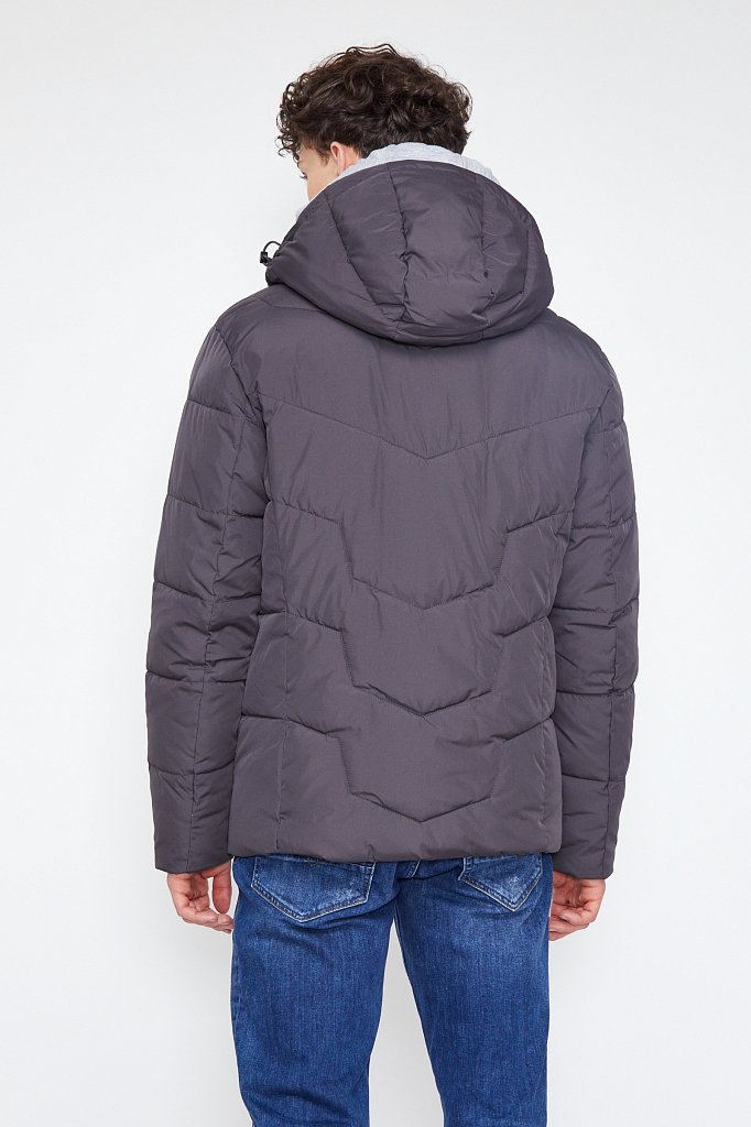 Куртка мужская, Модель W20-42006, Фото №4
