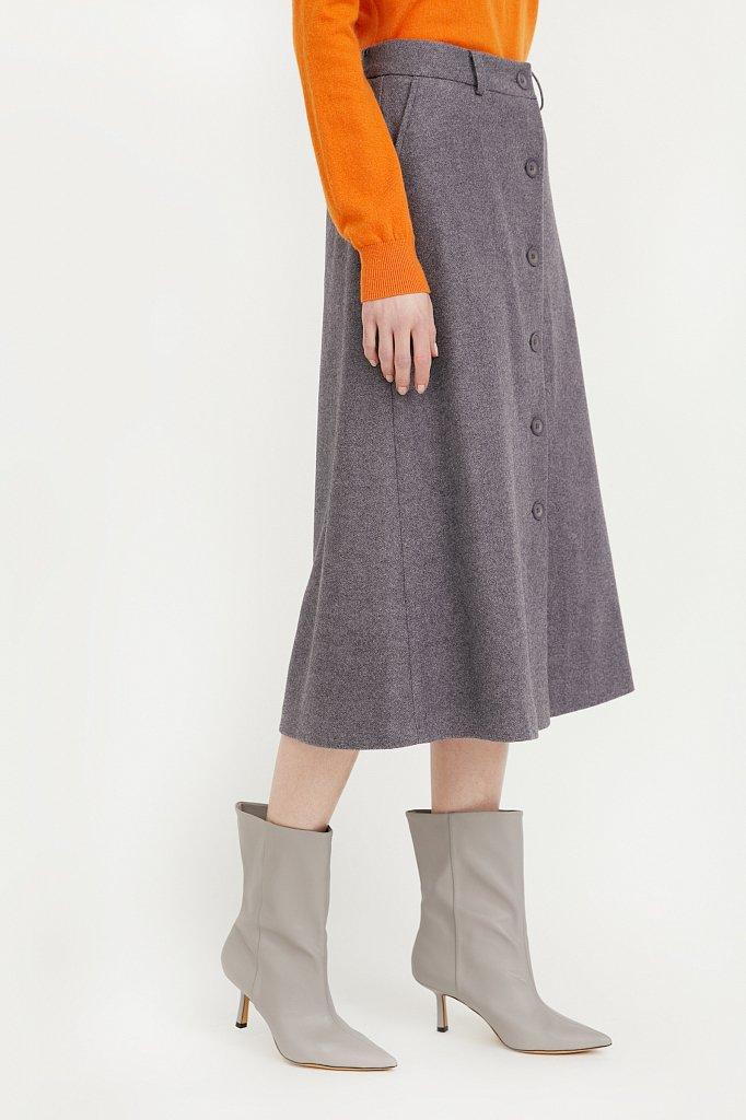 Юбка женская, Модель W20-11047, Фото №3