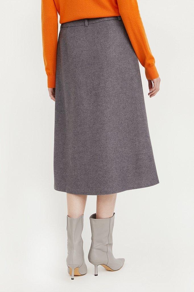 Юбка женская, Модель W20-11047, Фото №4