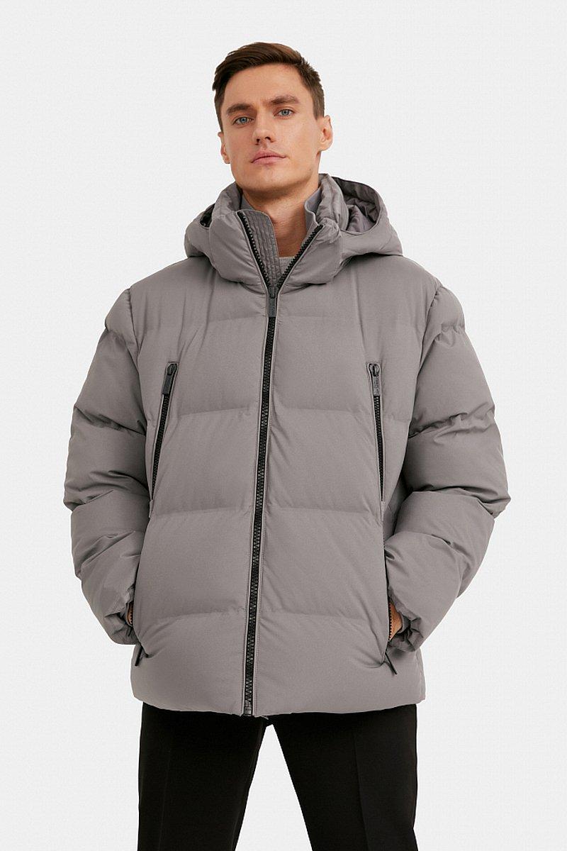 Куртка мужская, Модель W20-21008, Фото №1