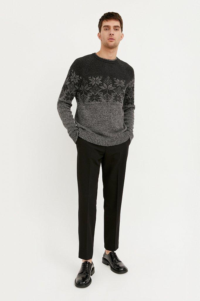 Джемпер мужской, Модель W20-22100, Фото №2