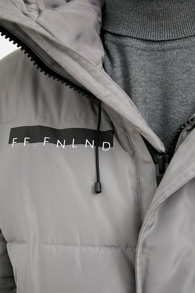 Пальто мужское, Модель W20-61001, Фото №6