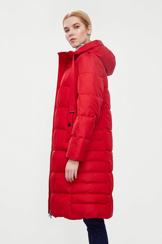 Пальто женское, Модель W20-11020, Фото №4