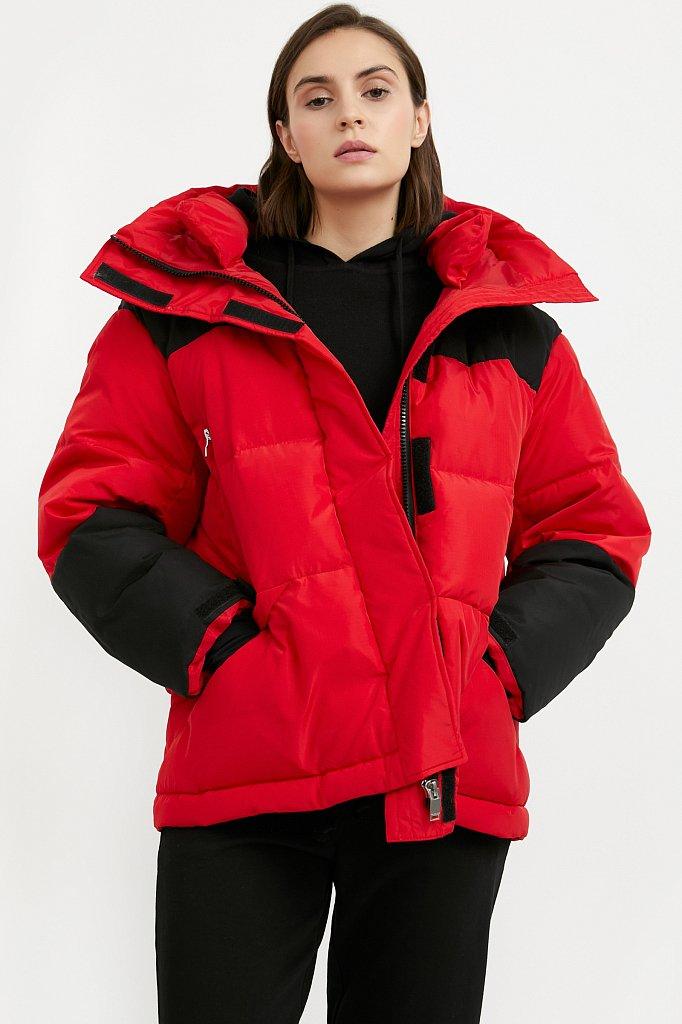 Куртка женская, Модель W20-12039, Фото №2