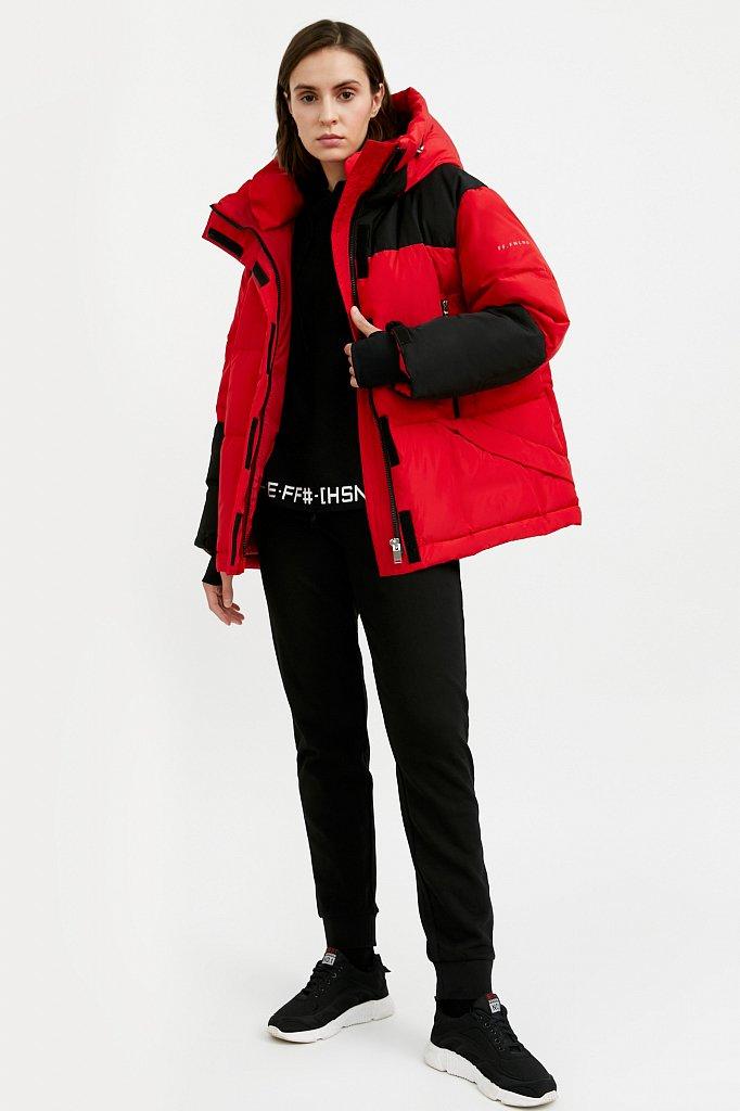 Куртка женская, Модель W20-12039, Фото №3