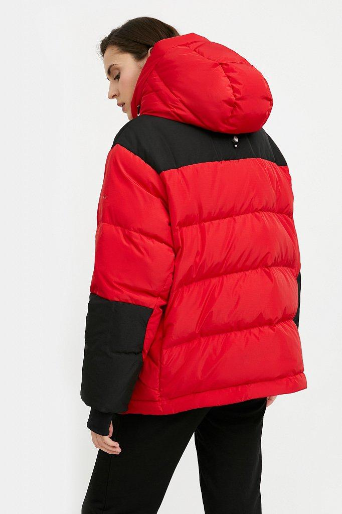 Куртка женская, Модель W20-12039, Фото №6