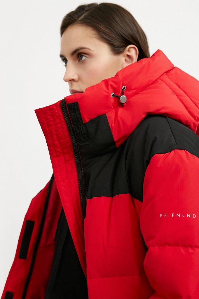 Куртка женская, Модель W20-12039, Фото №8