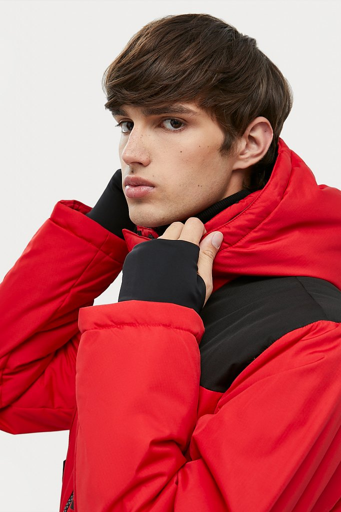 Куртка мужская, Модель W20-42008, Фото №8