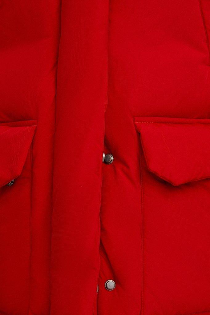 Полупальто женское, Модель W20-12012, Фото №7