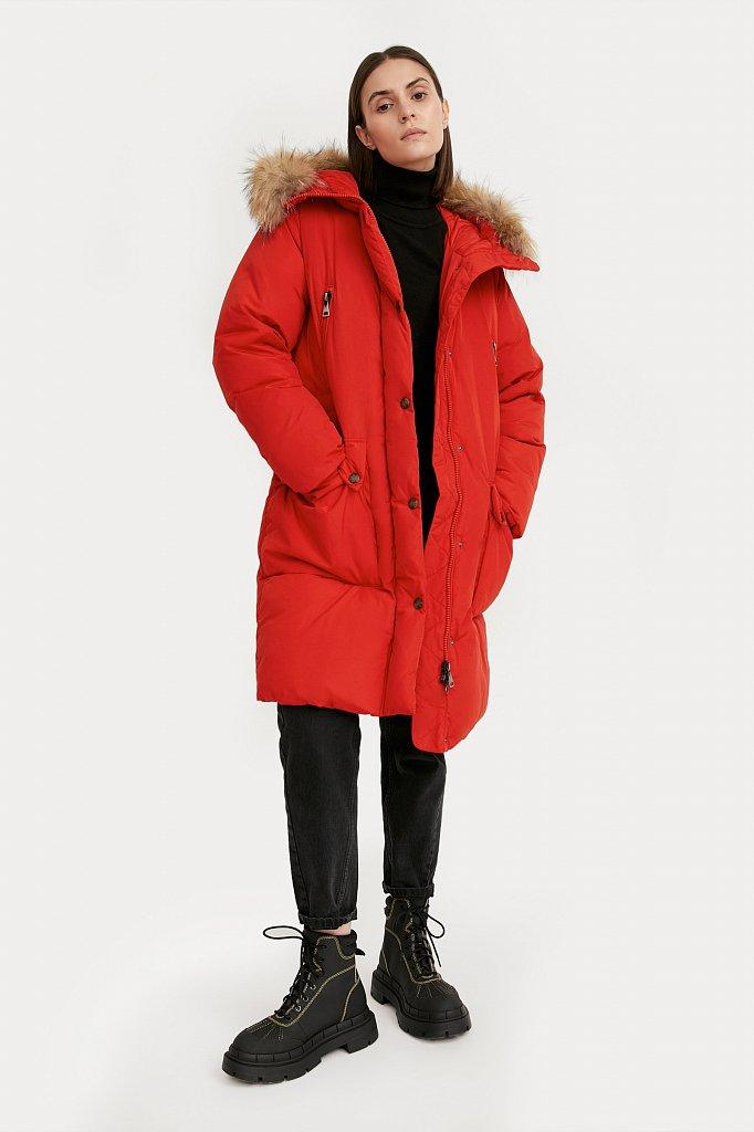 Пальто женское, Модель W20-12013, Фото №2